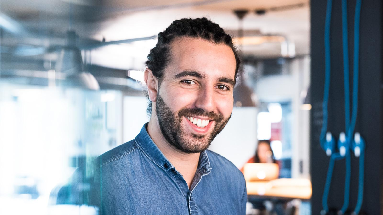 Tarek Müller, founder of About You