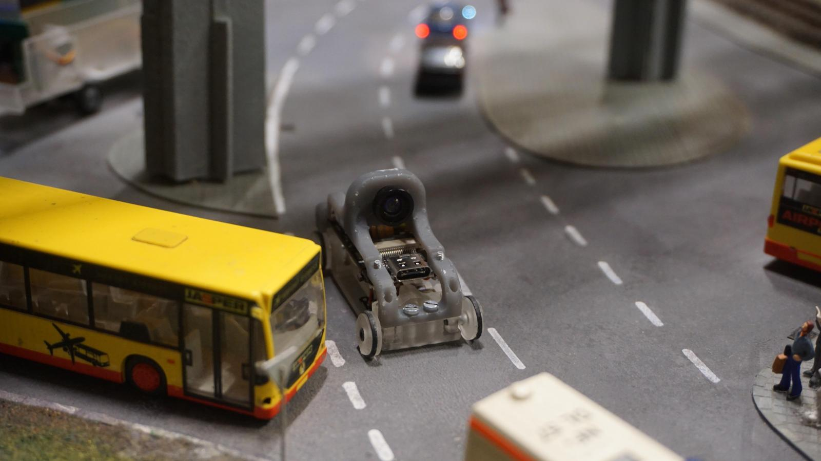Miniatur Wunderland's depiction of HAW's collaborations