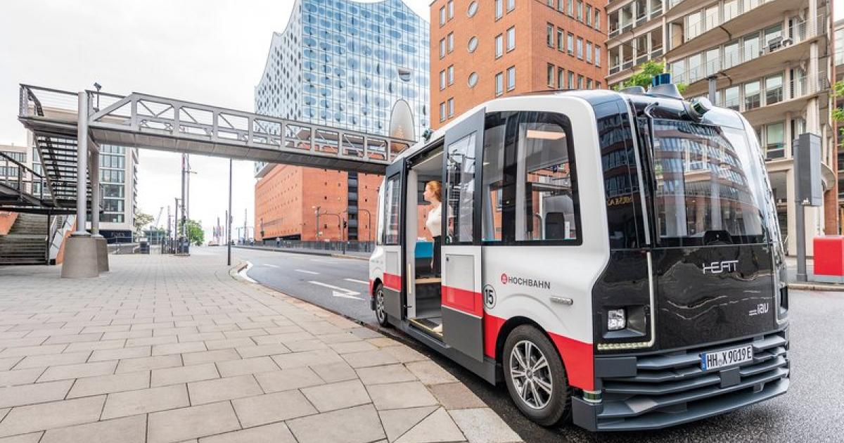 Hamburg to become window onto intelligent mobility at ITS ...